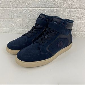 Original Penguin Miller high top sneakers